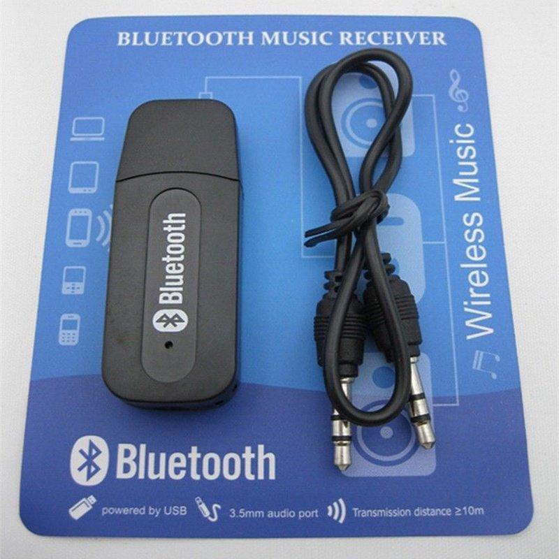 USB Tạo Bluetooth BT-163 biến loa thường thành loa bluetooth