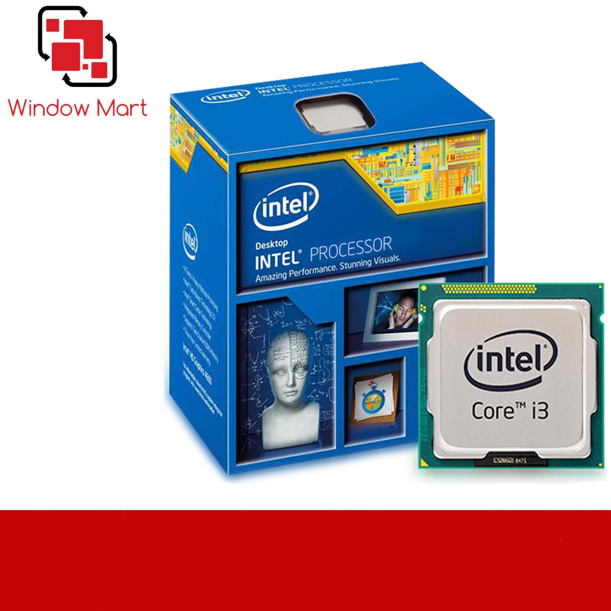 Bộ Vi xử lý Intel Core I3 540 3.1GHz (2 lõi- 4 luồng) Chất Lượng Tốt