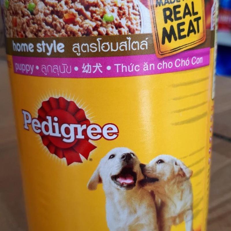 Pate lon cho chó nhỏ Pedigree 400g