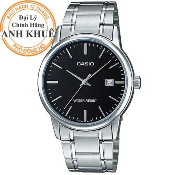Đồng hồ nam dây kim loại Casio Anh Khuê MTP-V002D-1AUDF bán chạy