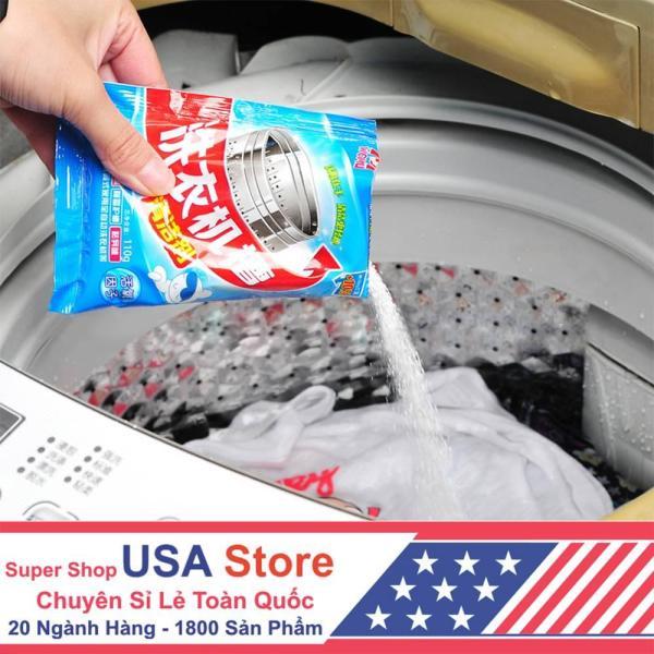 Gói Tẩy Vệ Sinh Lồng Giặt Hiệu Quả - Chất Làm Sạch Máy Giặt