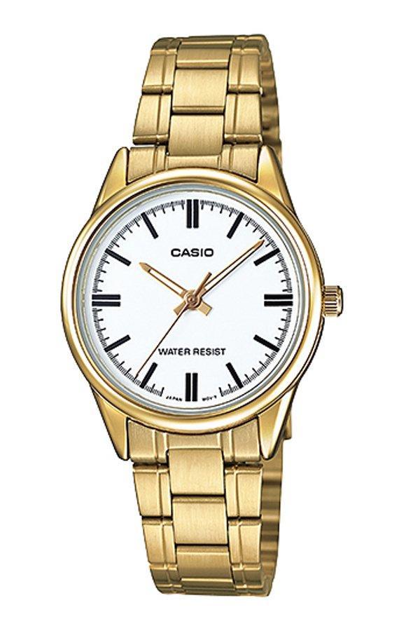 Nơi bán Đồng hồ nữ dây thép không gỉ Casio LTP-V005G-7AUDF