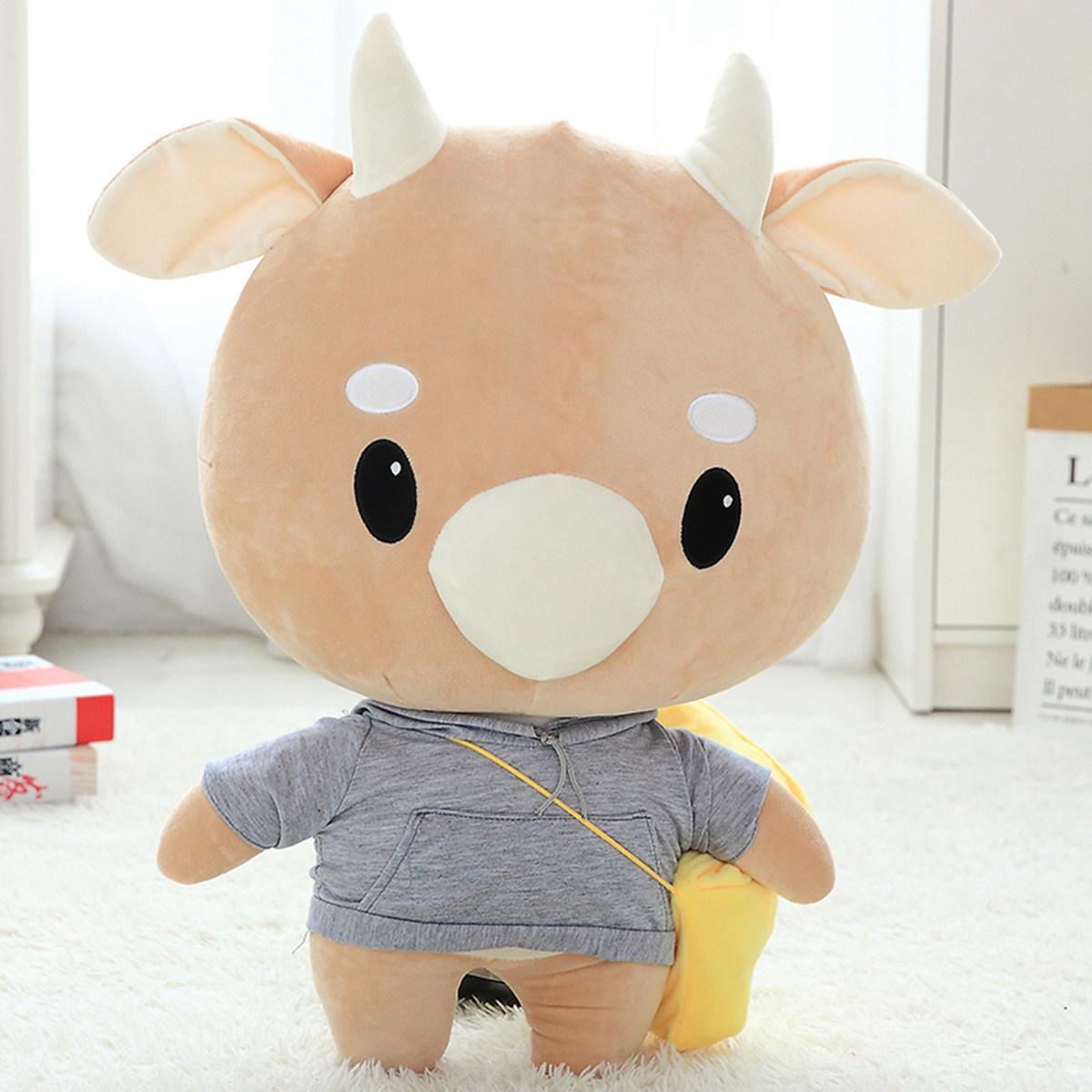 Hình ảnh Gấu bông Bò chăm chỉ 30cm - Thư ký Kim sao thế