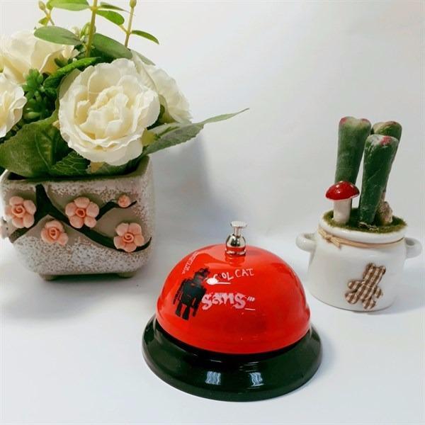 Hình ảnh Chuông bấm, gọi bằng thép cao cấp call bell