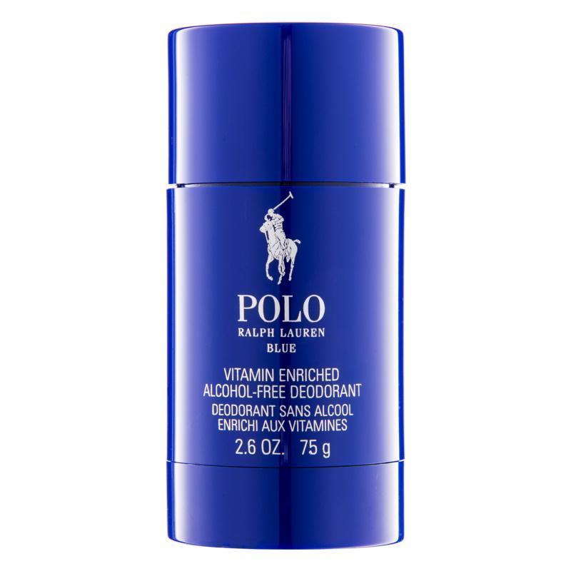 Lăn khử mùi nước hoa Ralph Lauren Polo Blue 75g (Xanh dương)