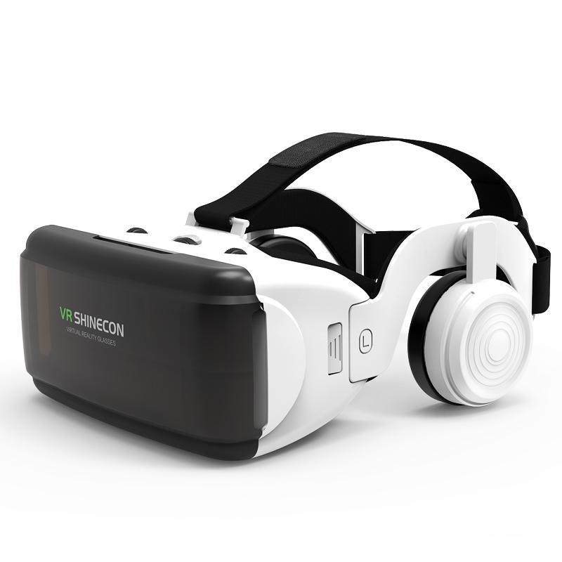 Voucher tại Lazada cho Kính 3D VR Shinecon G06e Có Headphone + Remote Bluetooth VR Park