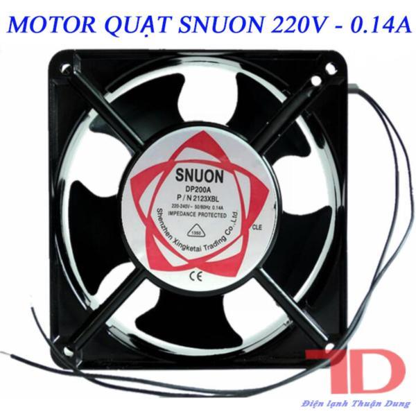 Quạt SNUON Tản Nhiệt/Thông Gió 220/240V - 0.14A