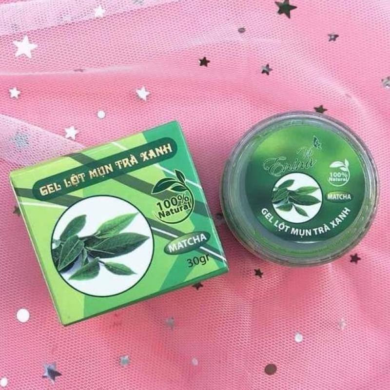 Gel lột mụn trà xanh Erina Thái Lan nhập khẩu