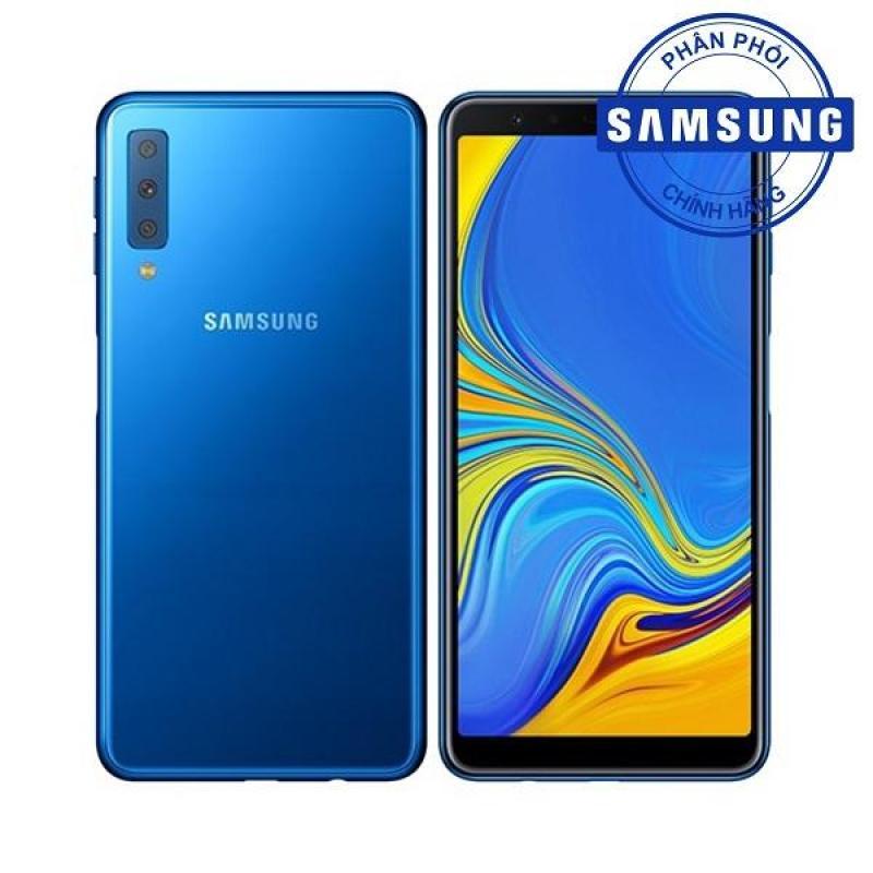 Samsung Galaxy A7 2018 (Xanh) - Hãng phân phối chính thức