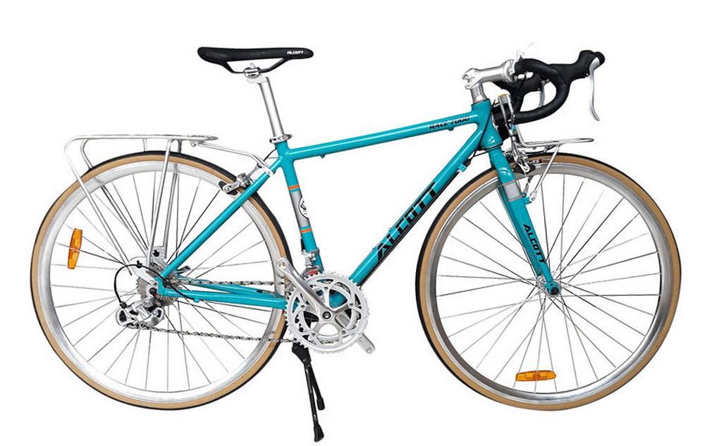 Xe đạp cuộc Alcott Race 7000 Classic Blue