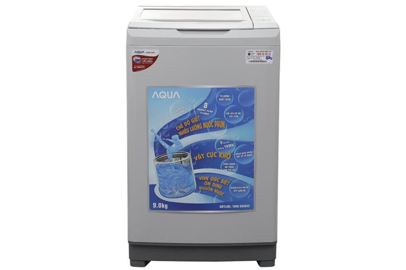 Máy Giặt AQUA 9.0 Kg AQW-S90AT