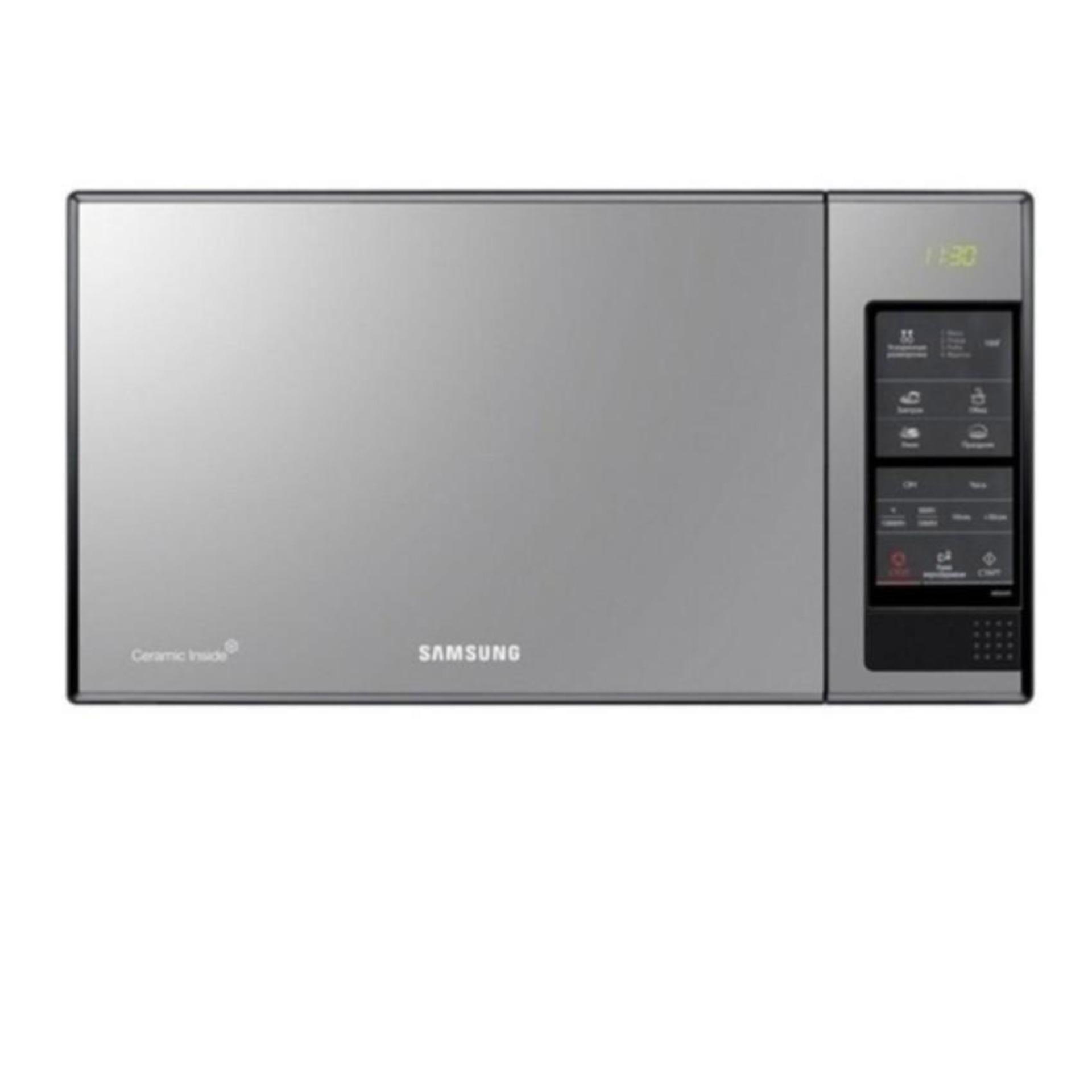 Lò Vi Sóng Tráng Men Samsung Me83x/xsv 23 Lít By Lazada Retail Samsung.