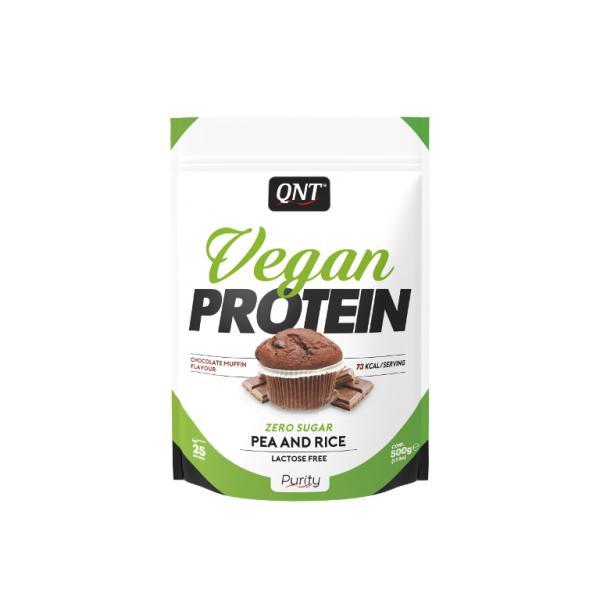 Thực phẩm bổ sung Vegan Protein cao cấp