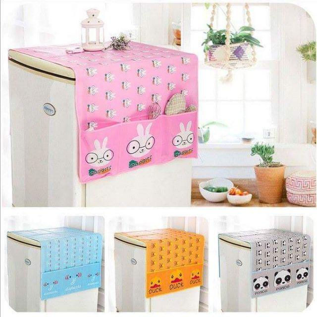Hình ảnh Tấm Phủ Tủ Lạnh