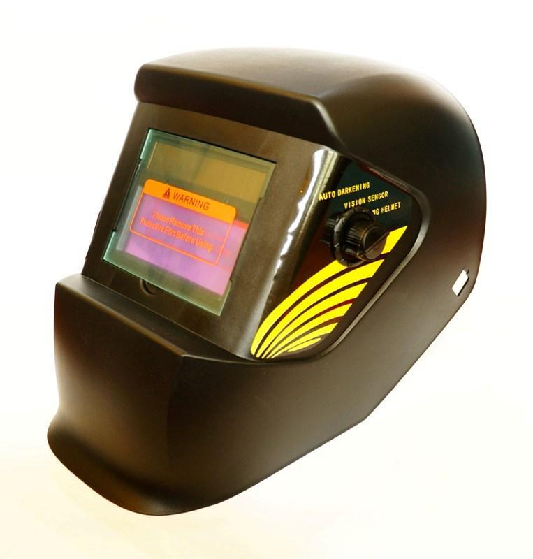 Mũ hàn điện tử tự động chỉnh sáng, trọng lượng nhẹ, bảo vệ tối đa cho thợ hàn thợ cắt