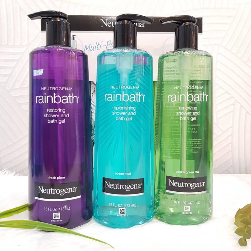 Hình ảnh Sữa tắm trị mụn Neutrogena Rainbath Refreshing Shower And Bath Gel 473ml
