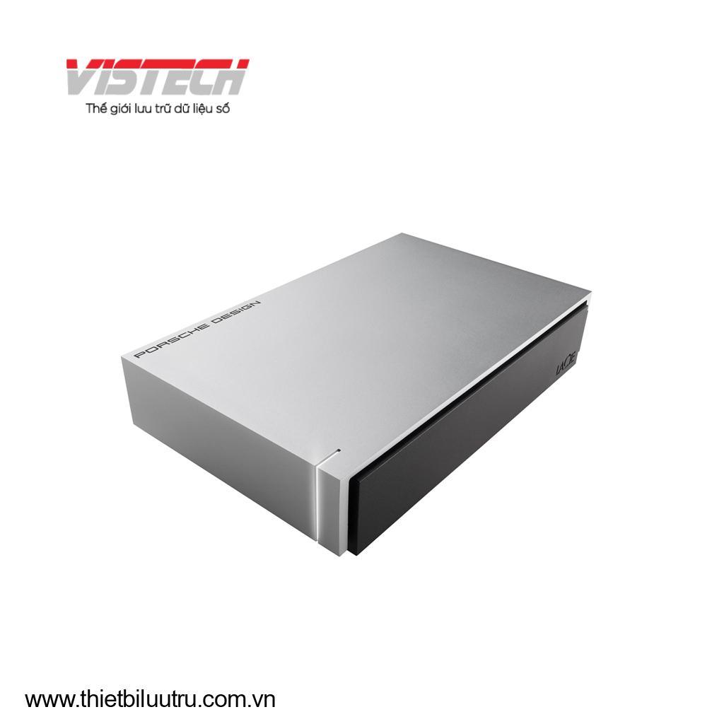 Ổ cứng Lacie Porsche P9233 4TB 3.5 USB 3.0 Nhật Bản