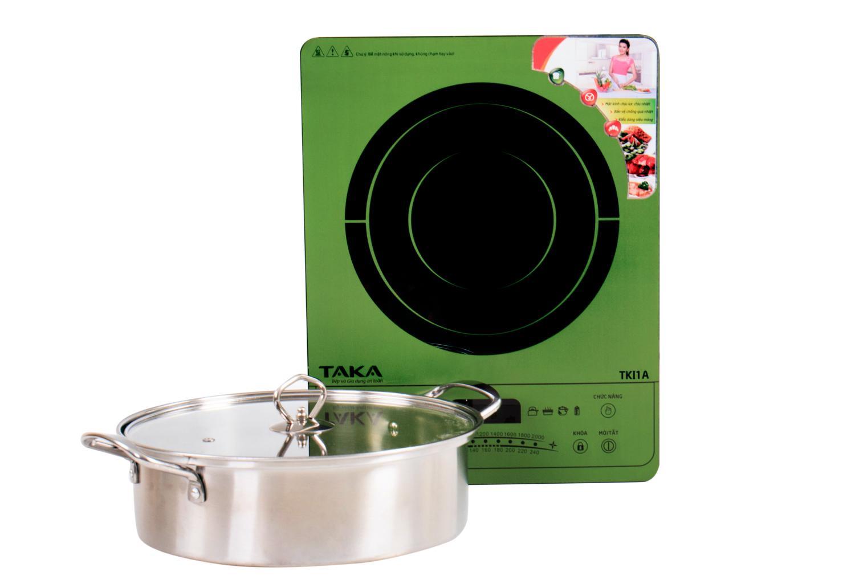 Bếp Từ Đơn TAKA TKI1A_Quality Japan