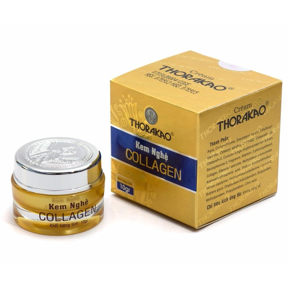Kem Nghệ Collagen Thorakao 10g