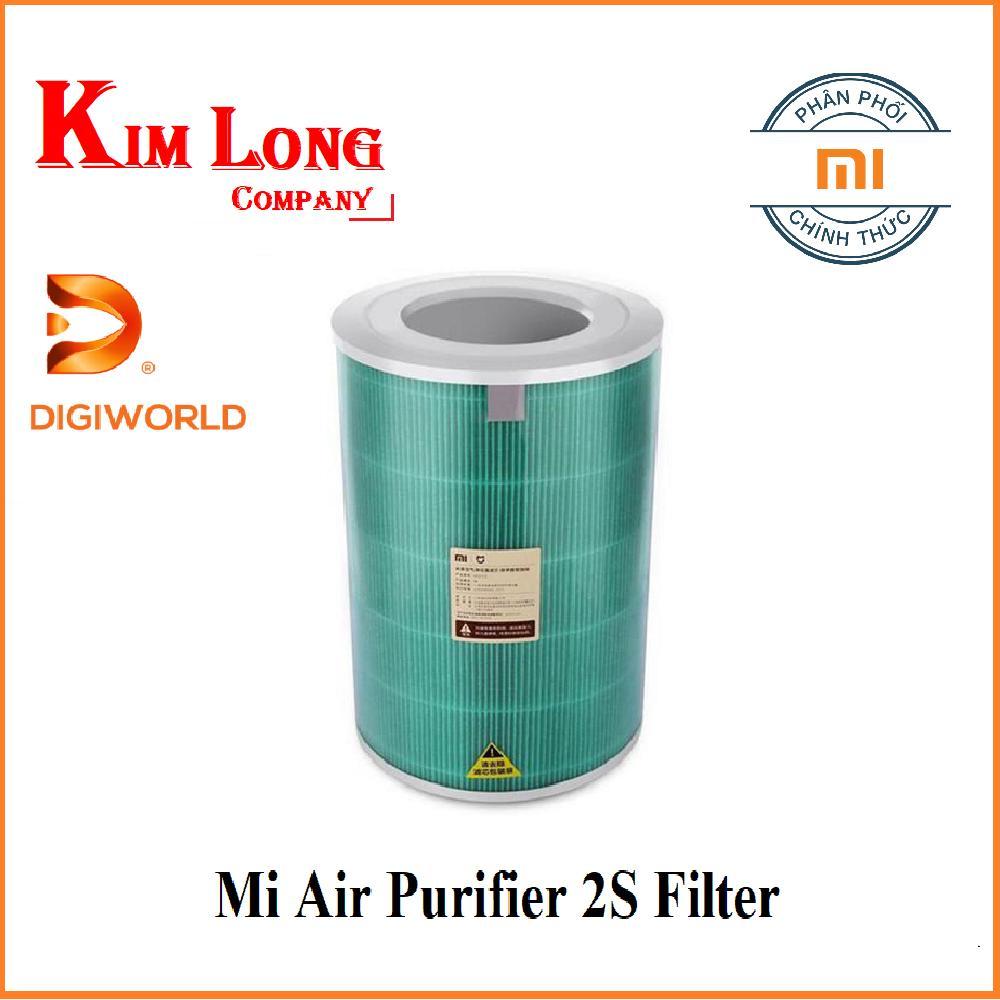 Giá Bộ lõi lọc cho máy lọc không khí Xiaomi Air Purifier Filter (Xanh lá)- Hàng Digiworld