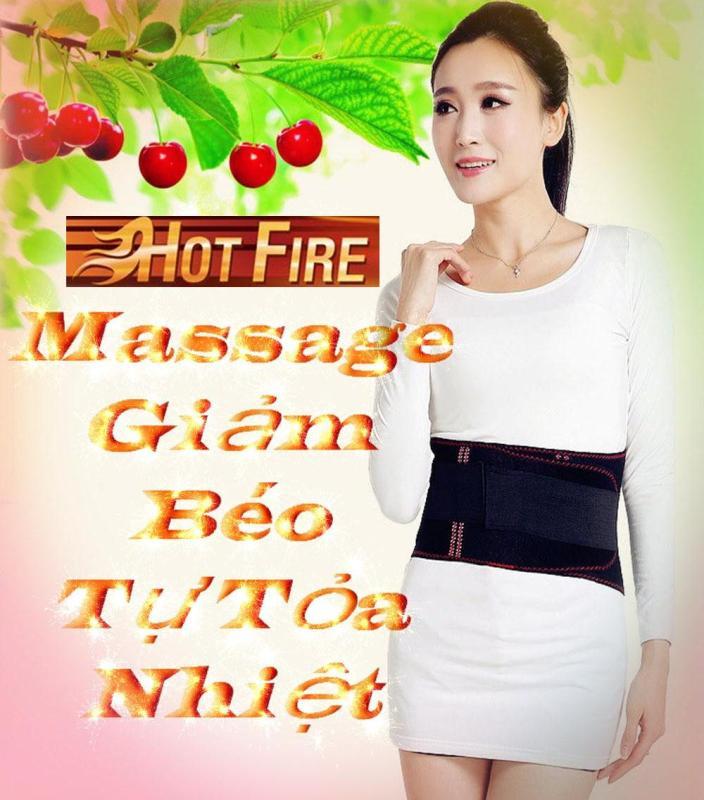 ĐAI QUẤN TAN MỠ HOT FIRE GIẢM CÂN TỰ NHIÊN