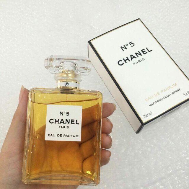 Nước Hoa Chanel N°5 EDP