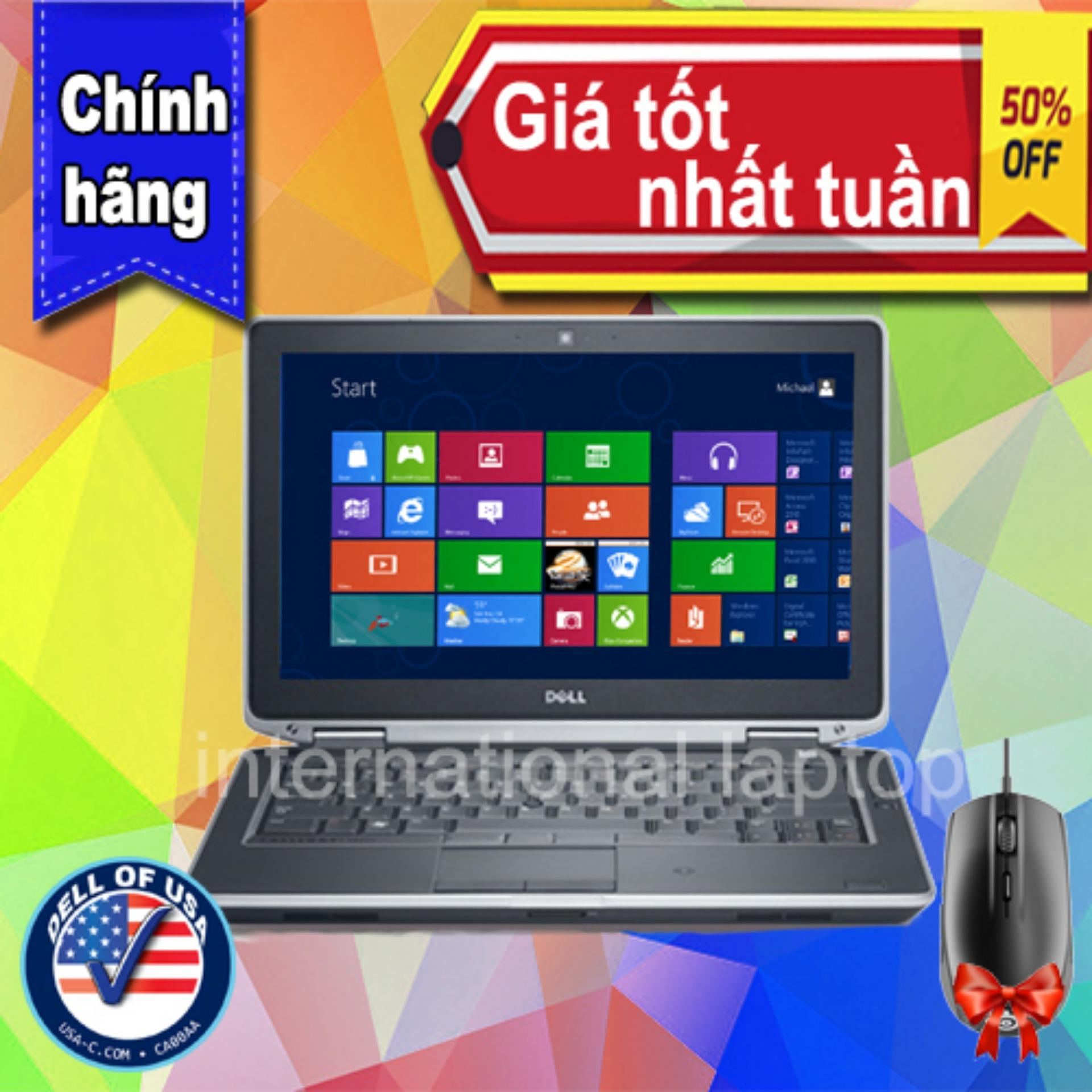Bán Laptop Dell Latitude E6330 I7 8 1Tb Hang Nhập Khẩu Trực Tuyến