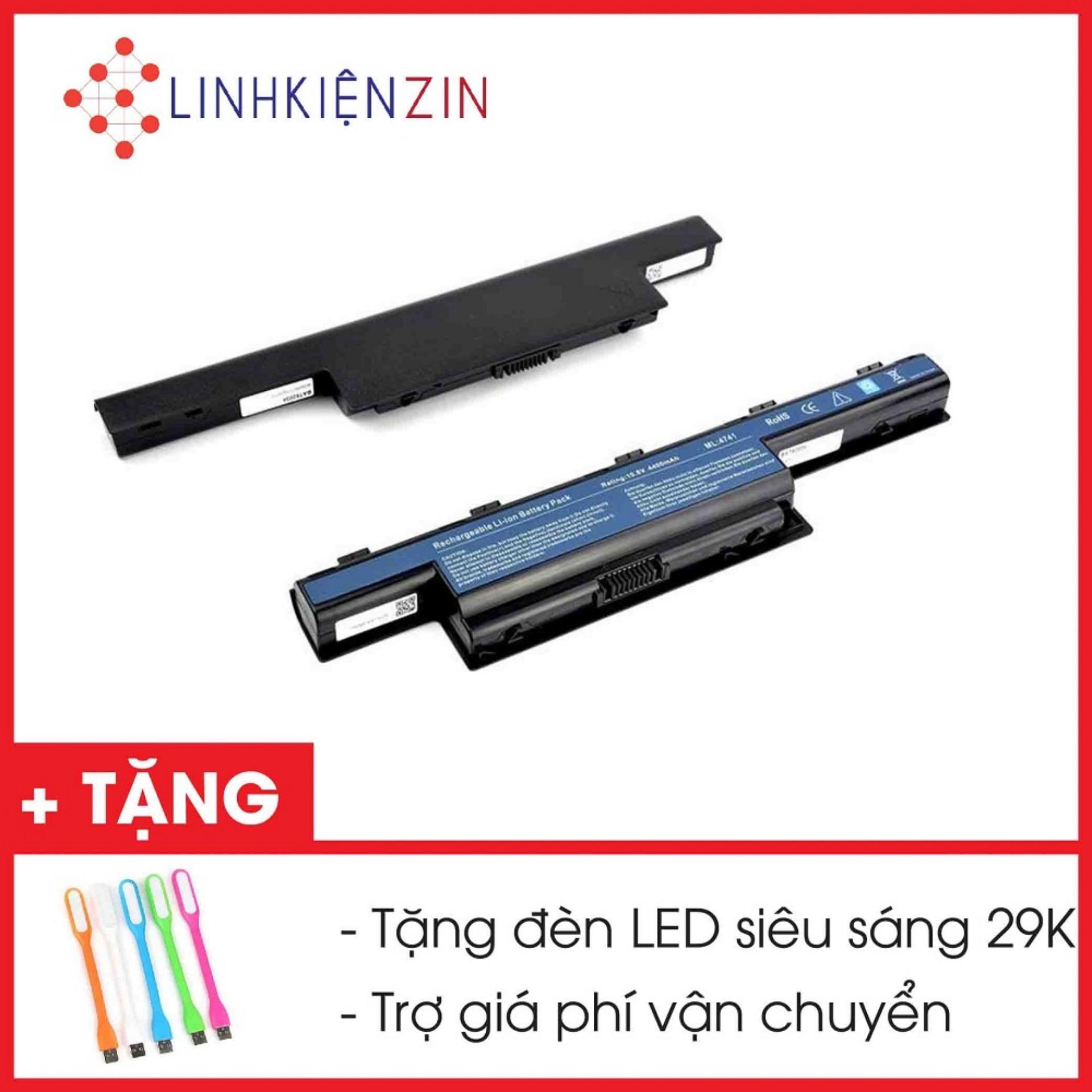 Pin cho Laptop Acer Aspire 4349 4352 4551 4551G 4552 4552G Hàng nhập khẩu mới 100% bảo hành 12 tháng