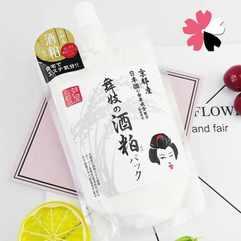 [CHÍNH HÃNG] Mặt Nạ Rượu Sake Maiko Dưỡng Ẩm - Ashiya Cosmetic Maiko Sake Cake - 170 gram - TITIAN