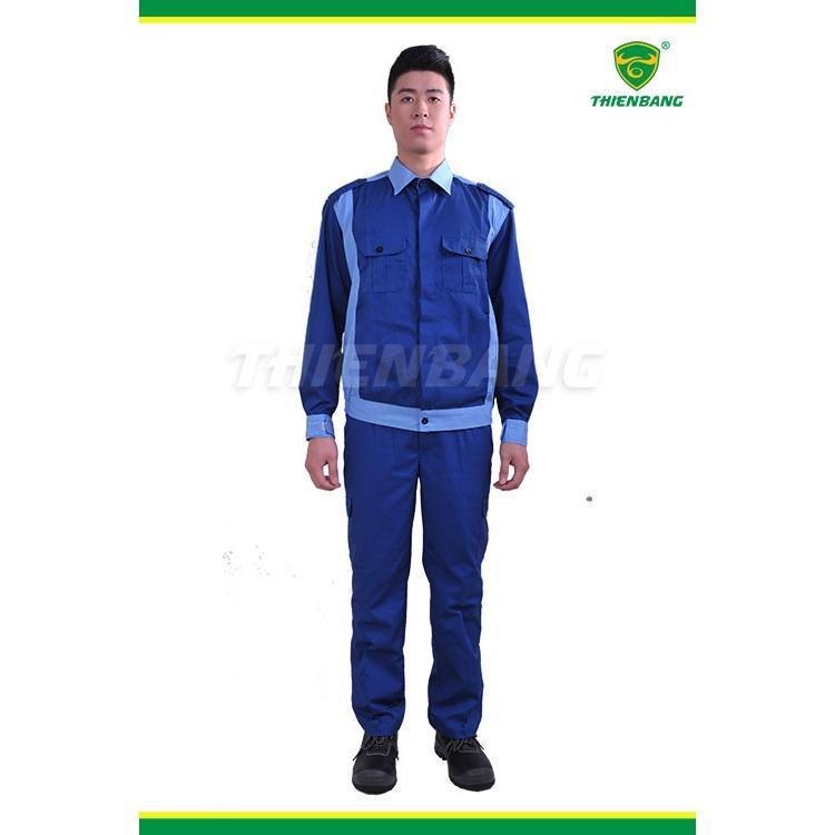 Hình ảnh Bộ quần áo bảo hộ chất liệu vải PangRim công nghệ cao của Hàn Quốc