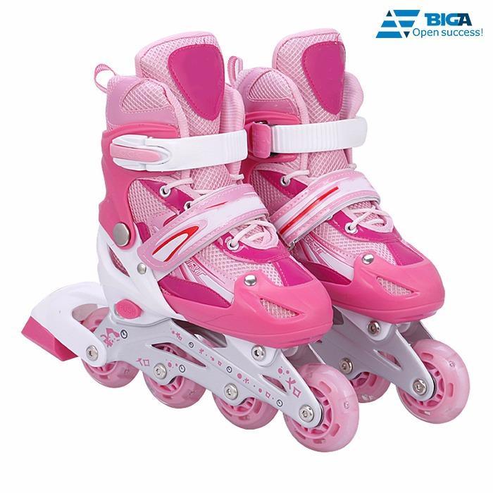 Giày Trượt Patin QF Hồng Size M (37) US05507 - 10