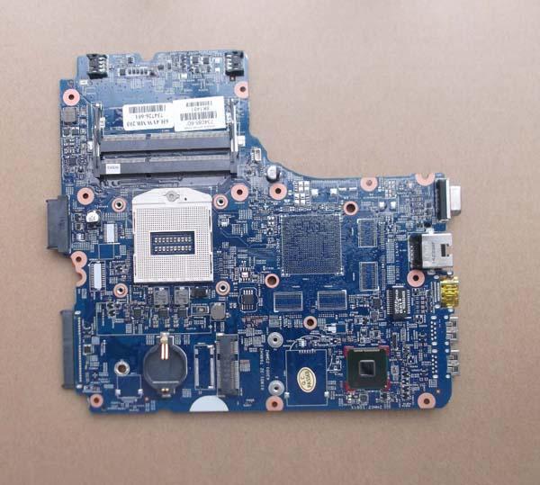 Main laptop HP probook 450G1 hỏng chân cáp nối màn hình