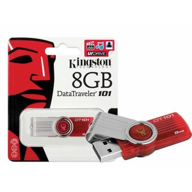 Usb Kington Dt101 8Gb Bảo Hanh 2 Năm Eom Chiết Khấu 30