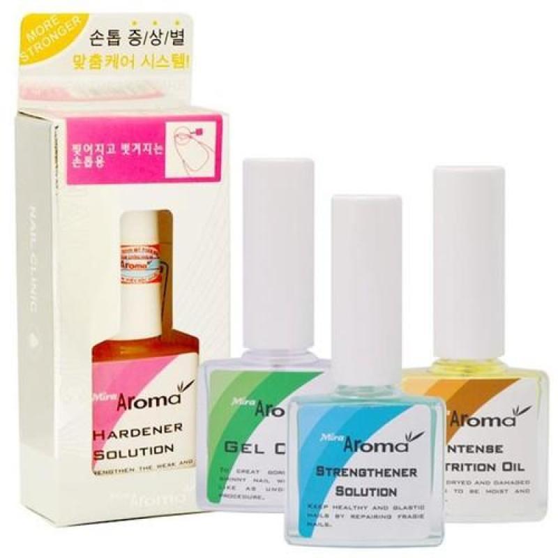 Tinh Dầu Chăm Sóc Móng Mira Aroma Nail Clinic cao cấp Hàn Quốc 10ml nhập khẩu