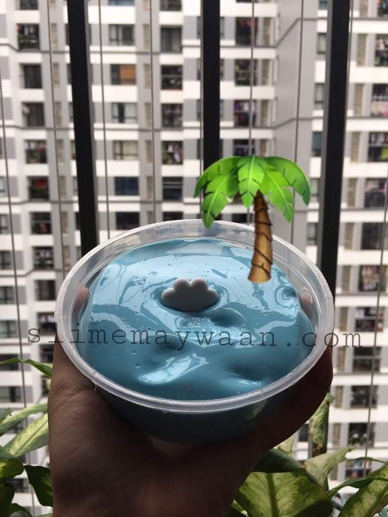 Hình ảnh Hương dừa trên mây