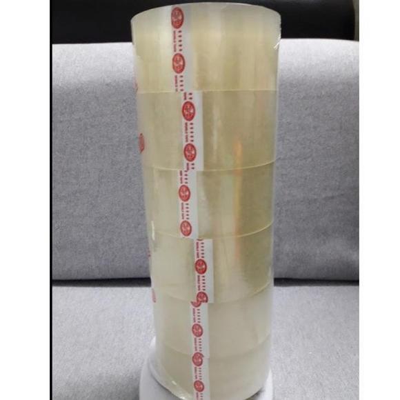 Hình ảnh Băng keo đóng hàng , lốc 6 cuộn loại 820G CT24H-ST104 _LKTP