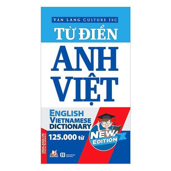 Mua Từ Điển Anh - Việt 125.000 Từ