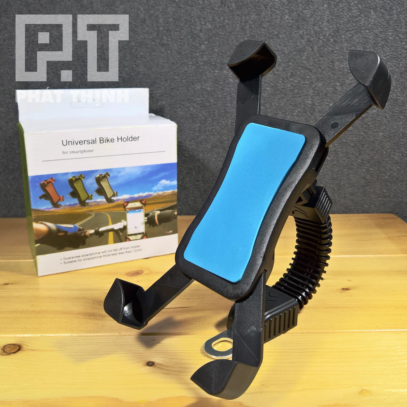 Hình ảnh Giá Đỡ Điện thoại Cao Cấp Dành Cho Xe Máy 180mm x 90mm