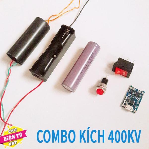 Bảng giá Kích Điện 400KV , Module Tăng Áp - COMBO Rap Đầy Đủ