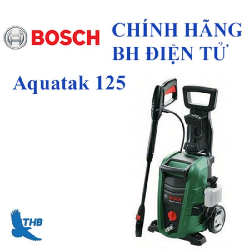 Máy phun xịt rửa Bosch Universal Aquatak 125