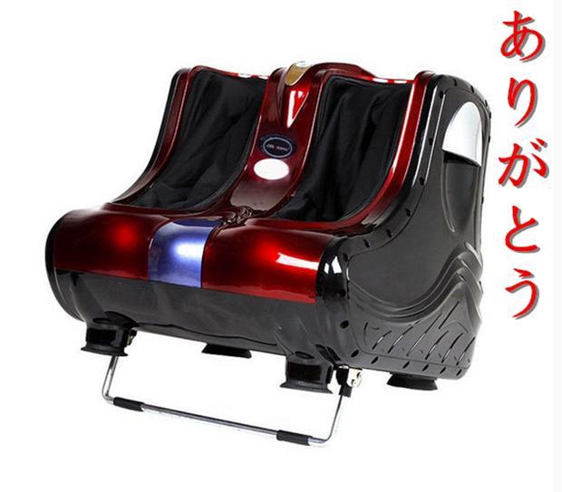 Máy massage chân cao cấp legs ksr-c11.Mát xa bàn chân và bắp chân (hàng Nhật Bản)