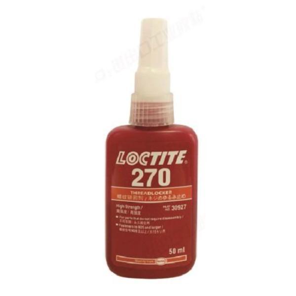 Keo khóa ren Loctite 270 cho bulông, ốc vít - chai 50ml