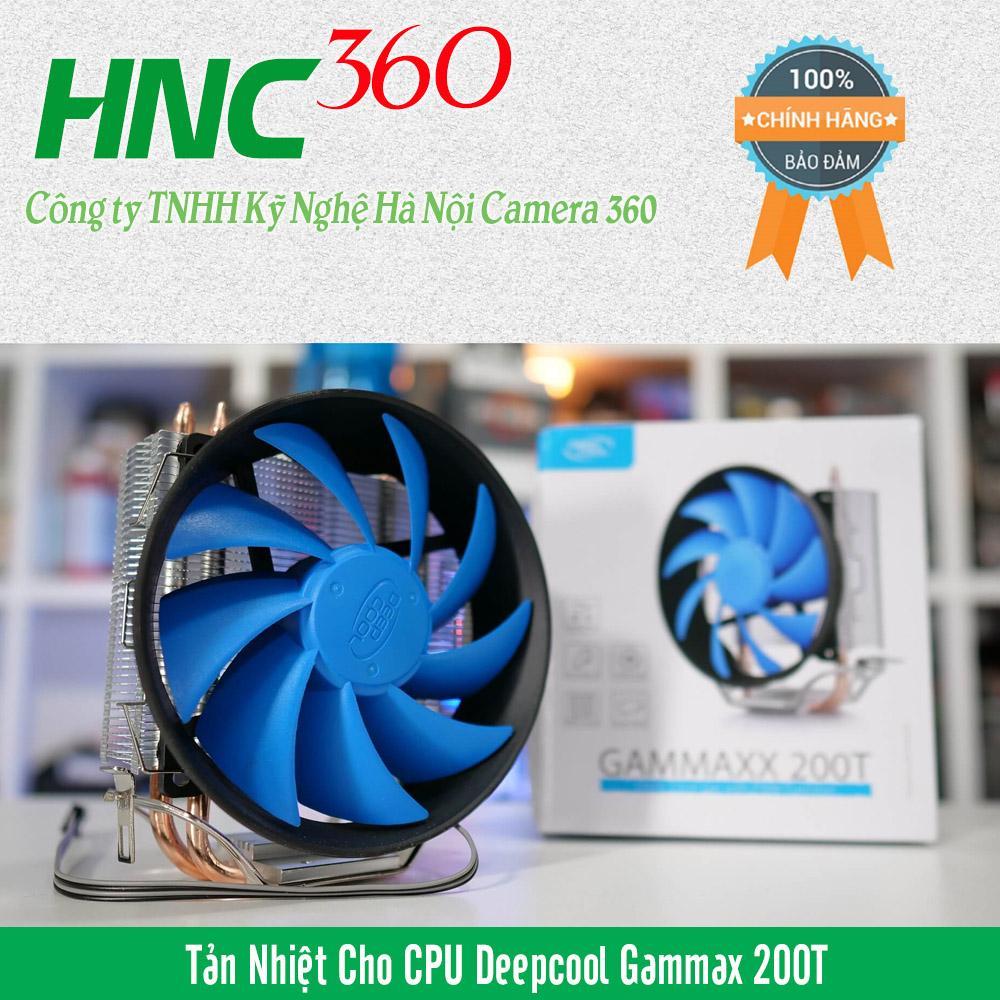 Mã Giảm Giá Tản Nhiệt Cho CPU Deepcool Gammax 200T