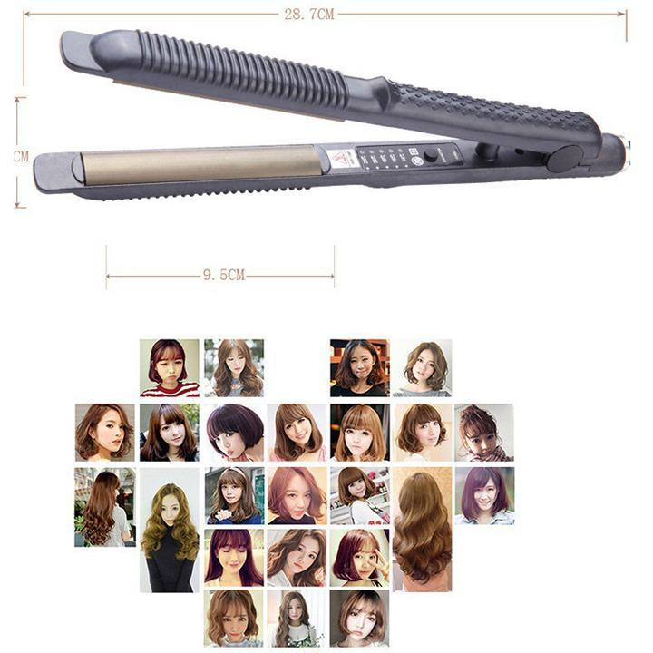 Máy duỗi tóc Hàn Quốc có 5 mức chỉnh nhiệt