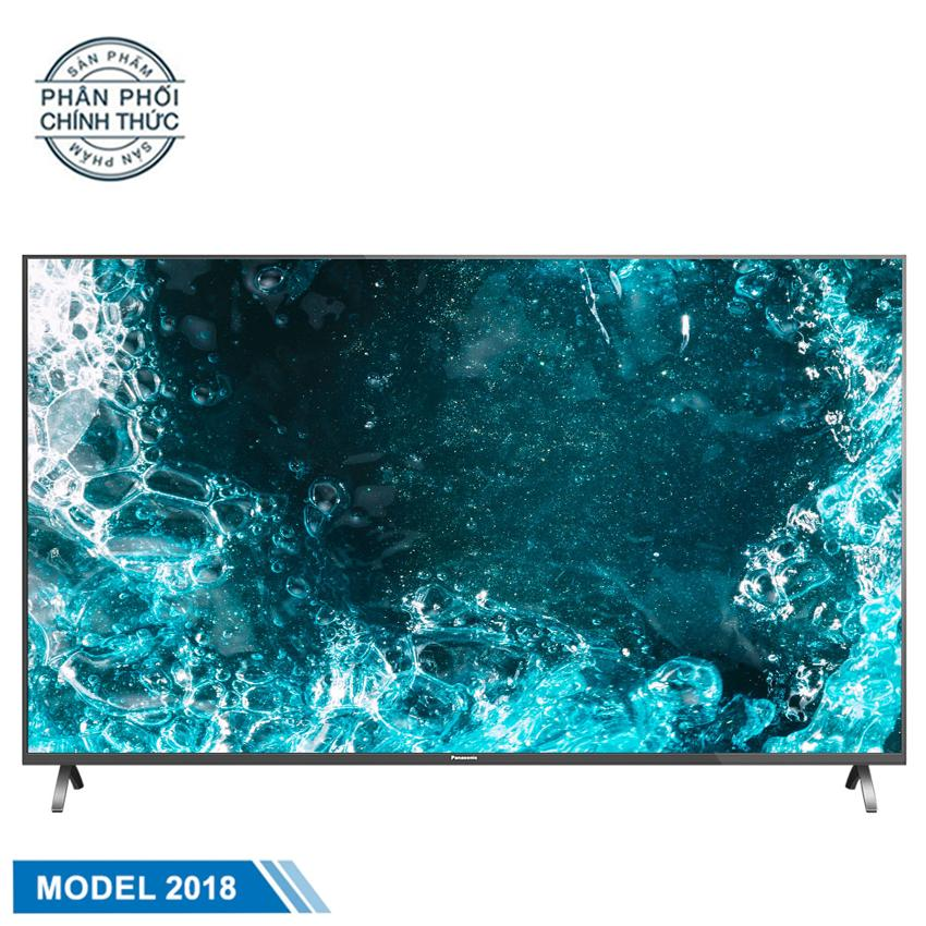 Bảng giá Smart Tivi Panasonic 55 inch Ultra HD 4K - Model 55FX700V (Đen) (NEW 2018)
