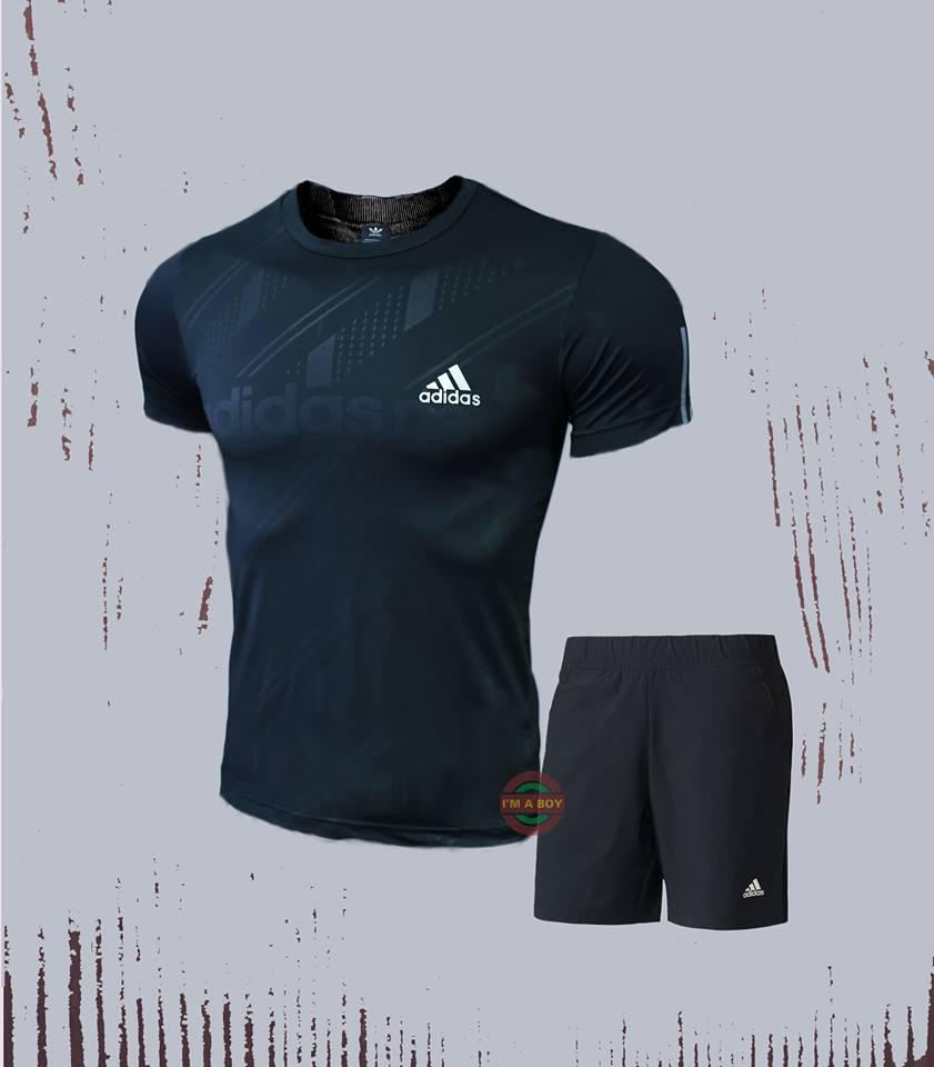 bộ quần áo thể thao mùa hè