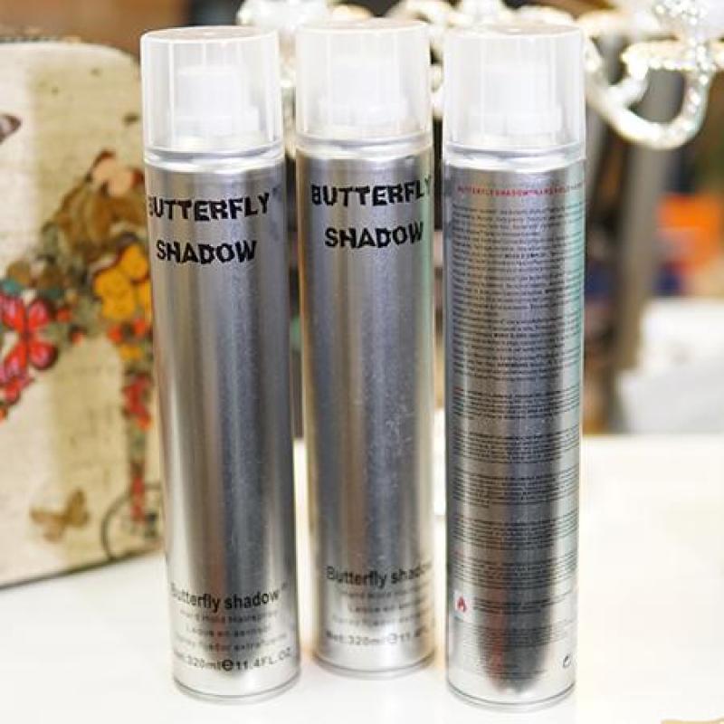 Gôm xịt tóc butterfly shadow 320ml giá rẻ