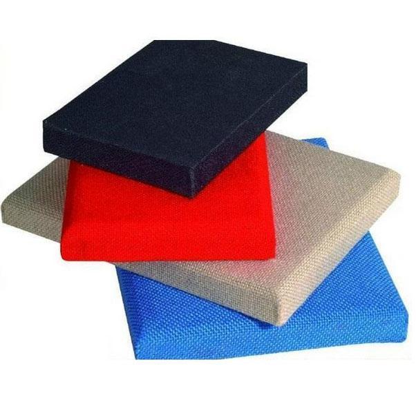 Hình ảnh Tấm Tiêu Âm Vải Nỉ (Đen)-Tiêu Âm Vải Nỉ KT 40cm x 60cm