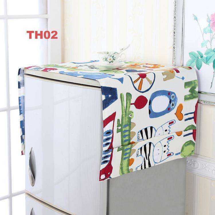 Bảng giá Tấm Phủ Tủ Lạnh - Máy Giặt Cao Cấp Điện máy Pico