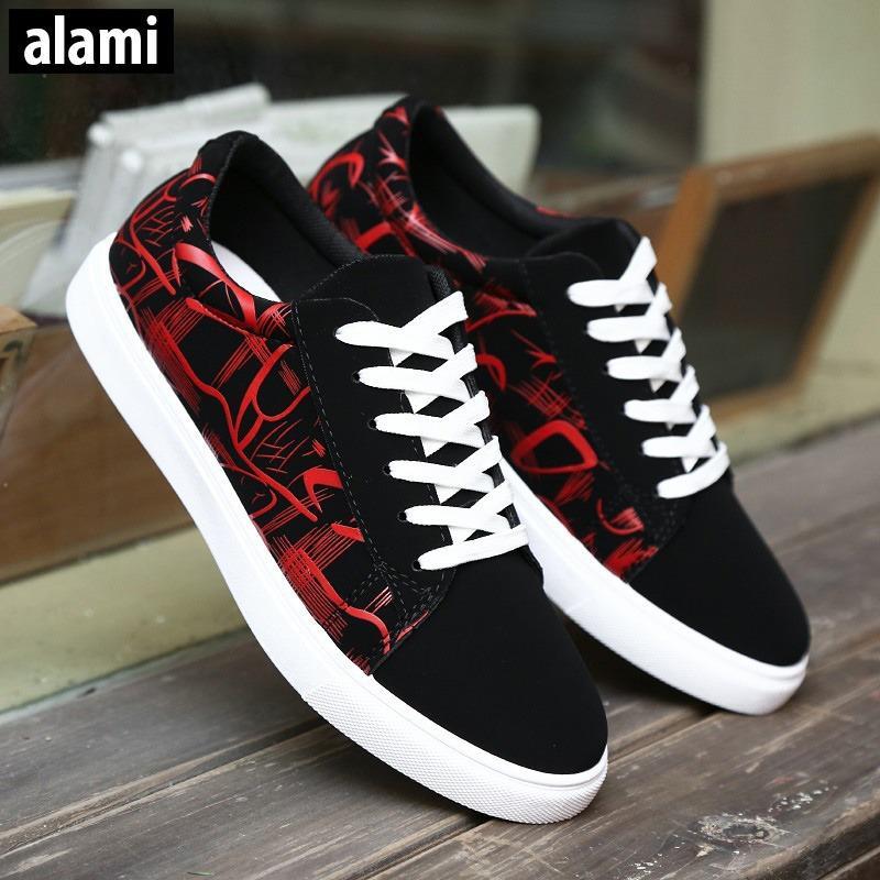 Giày Sneaker Thời Trang Nam Alami G03